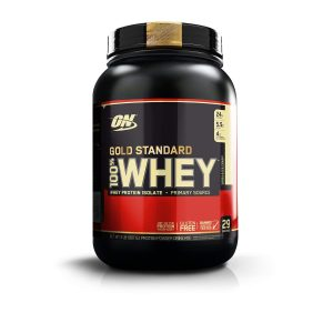 ON 100 % Whey protein Gold standard 2lb (908г)