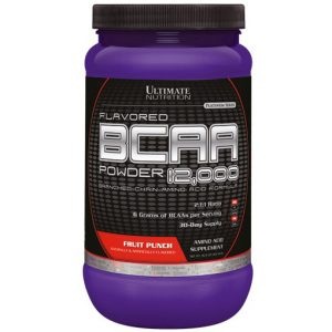 Flavored BCAA Powder 12000 Ultimate Nutrition (457г)