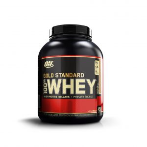 100% WHEY GOLD STANDARD от Optimum Nutrition (1500 г)