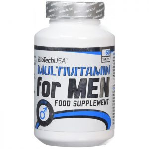 Multivitamin for Men BioTech (60 таблеток)
