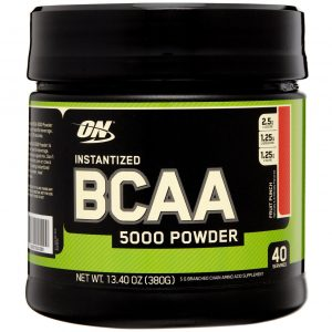 BCAA 5000 Powder от Optimum Nutrition (380г)