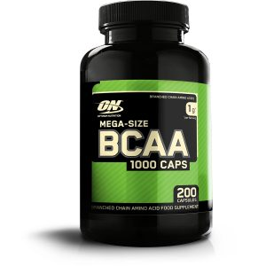 BCAA 1000 Caps от Optimum Nutrition (200 капс.)