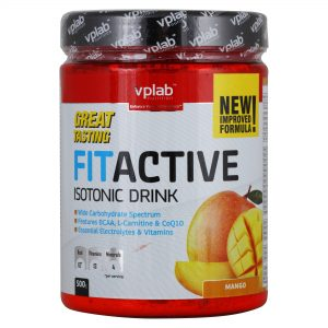 FitActive Isotonic Drink VP Laboratory (500г)