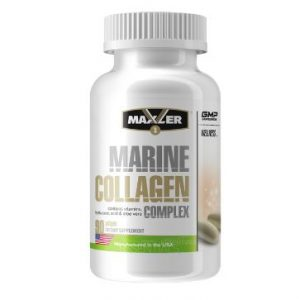 Marine Collagen Complex от Maxler 90 капс.