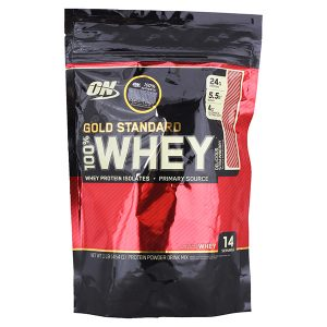 100% WHEY GOLD STANDARD от Optimum Nutrition 454г