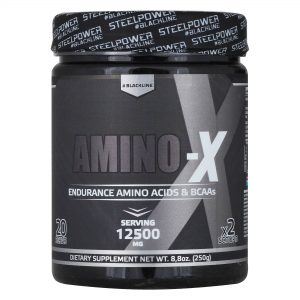 Amino-X от Steel Power Nutrition 250г